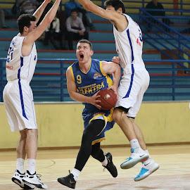 Under The Bridge by Igor Martinšek - Sports & Fitness Basketball