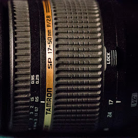 My Lens by Sergio Yorick - Artistic Objects Technology Objects ( artistic objects, color, camera, lens, object )