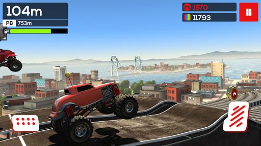 MMX Hill Dash screenshot 7