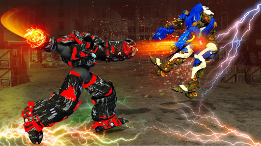Real X-Ray Robot Fighting Game screenshot 3