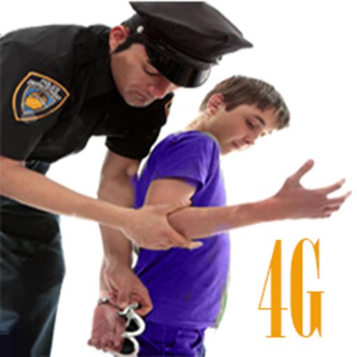 شرطة الاطفال فيديو4g