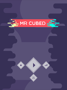 Mr Cubed - Endless Arcade Fun - screenshot