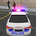 Game Police Car Driver APK for Kindle