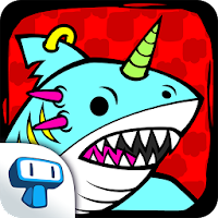 Shark Evolution - Clicker Game For PC (Windows And Mac)