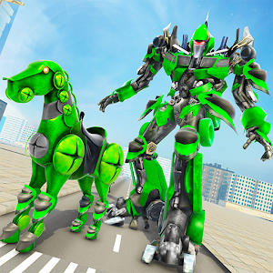 Horse Transform Robot For PC / Windows 7/8/10 / Mac – Free Download