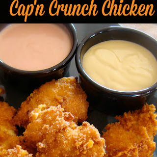 Our Version of Planet Hollywood's Cap'n Crunch Chicken