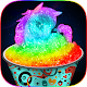 Glowing Rainbow Snow Cone Maker - Unicorn Desserts