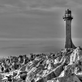 LIGHTHOUSE by Adrian Penes - Buildings & Architecture Other Exteriors ( constanta )