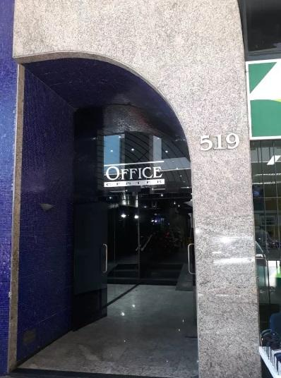 Sala à venda, 58 m² por R$ 280.000 - Centro - Niterói/RJ