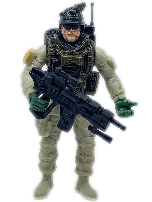 """Фигурка """"Отряд SWAT"""" Штурмовик"""