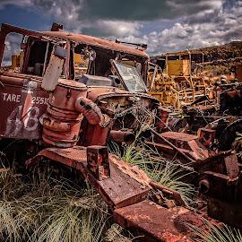 Truck 48 by Joseph Vittek - Artistic Objects Industrial Objects (  )