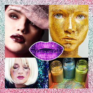 Glitter Photo Collage 1.0