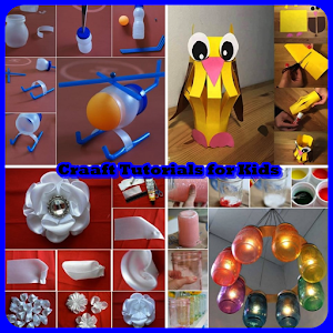Easy Craft Tutorials for Kids
