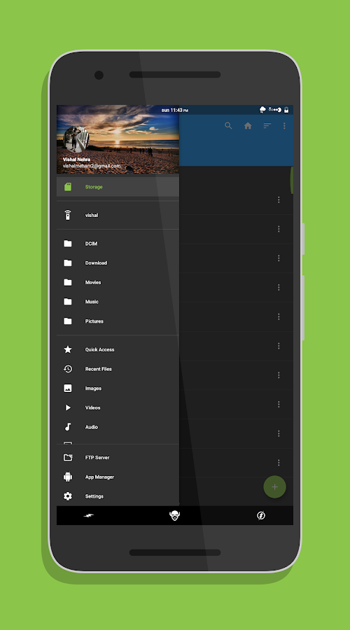 Amaze File Manager Screenshot 4