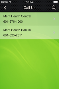 Merit Health - screenshot