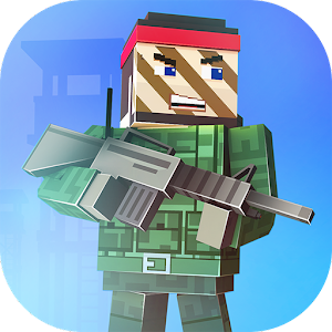 Download Online Block Wars IO (Shooting Online) For PC Windows and Mac