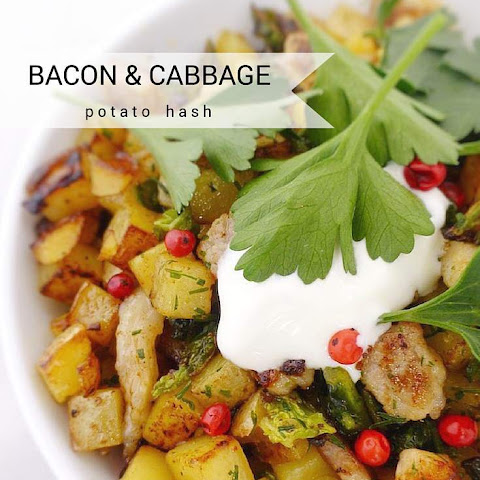 Cabbage & Potato Hash