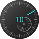Line Watch Face Icon