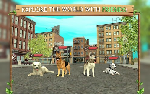 Game Dog Sim Online: Raise a Family apk for kindle fire