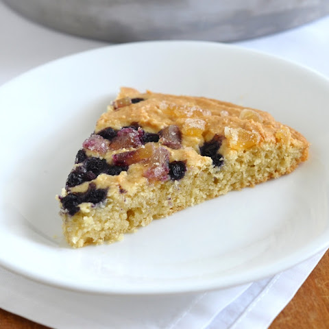 Blueberry Ginger Scones