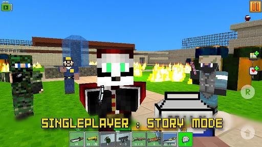 Cops N Robbers - FPS Mini Game screenshot 4