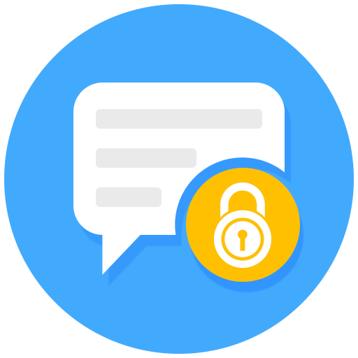 Privacy Messenger - Secured free text, SMS, Emoji (app)