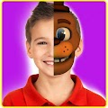 Game photo and sticker for FNAF apk for kindle fire