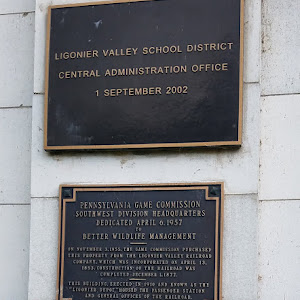 Ligonier Valley School District, Pennsylvania Game Commission, Road versus Rail
