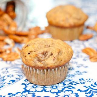Banana Pecan Muffins Recipes