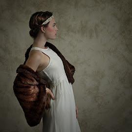 by Kelley Hurwitz Ahr - People Portraits of Women ( mckayla studio )