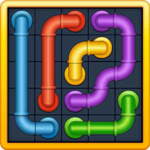 Line Puzzle: Pipe Art For PC (Windows & MAC)