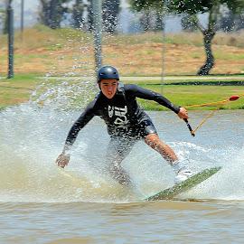 LAKE TELAVIV by Dong Leoj - Sports & Fitness Watersports ( other sports, sports&fitness )