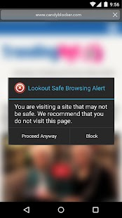 Lookout Security Extension