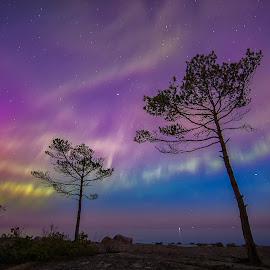 by Jari Johnsson - Landscapes Weather