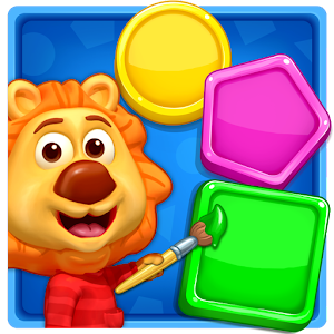 Colors & Shapes - Kids Learn Color and Shape For PC