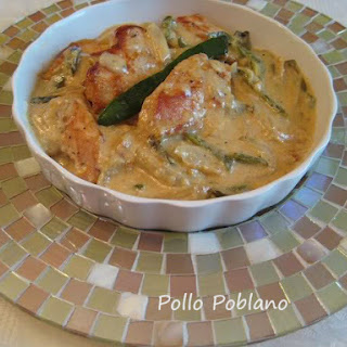 Poblano Cream Recipes