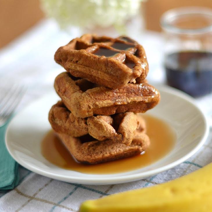 Pumpkin Banana Waffles Recipes — Dishmaps