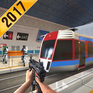 Cover art SHOOTER: TRAIN COMMANDO 2017