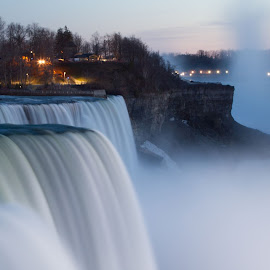 by Tushar Bhandari - Landscapes Waterscapes ( #niagra #falls #canada )