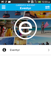 Eventyr AB Events and Meetings - screenshot