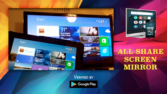 App All Share Cast For Smart TV App APK for Windows Phone
