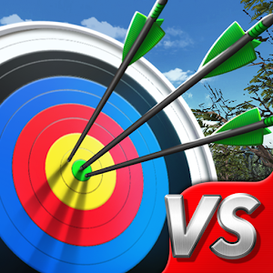 Archery Tournament Icon