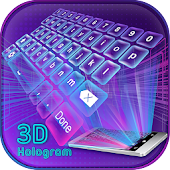 Download Hologram Keyboards 3D Simulated APK to PC
