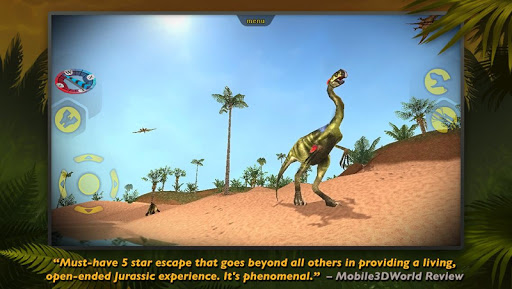 Carnivores: Dinosaur Hunter HD screenshot 10