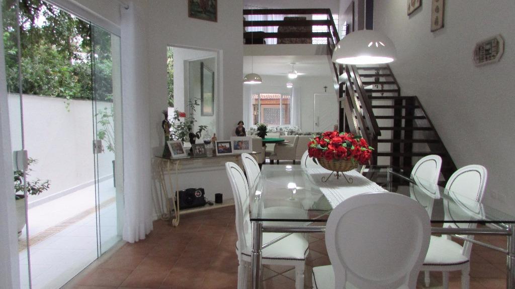 Casa 4 Dorm, Riviera de São Lourenço, Bertioga (CA0333)