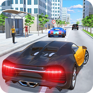 Hyper Car Driving Simulator Online PC (Windows / MAC)