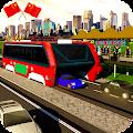 Luxury China Elevated Bus APK for Ubuntu