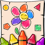 Shapes & Colors Learning Games for Kids, Toddler? Icon