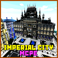 Imperial City Minecraft Map APK for Bluestacks