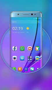 Launcher for Galaxy Note7 for Lollipop - Android 5.0